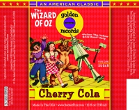 The Wizard of Oz Cherry Cola