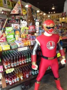 <p>Rocket Power Ranger</p>