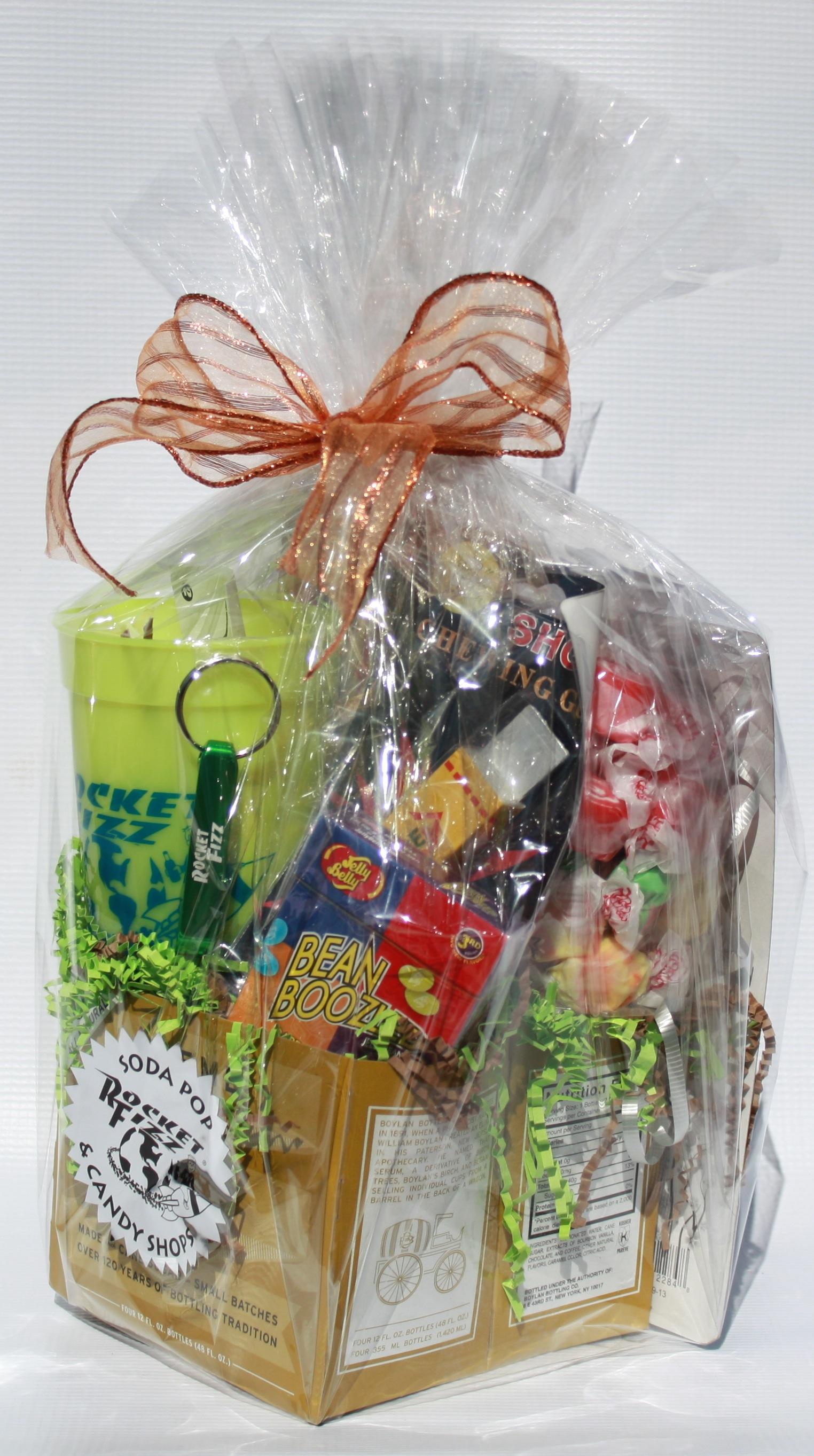 Gag Gift Basket Small