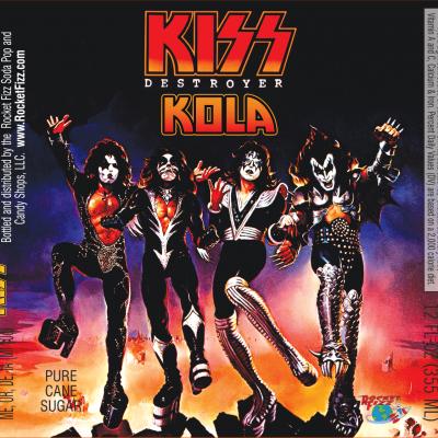 Kiss Destroyer Kola